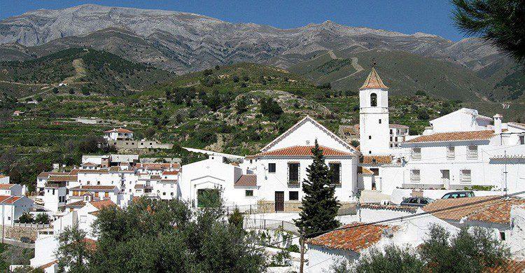 Vistas de Sedella, Málaga