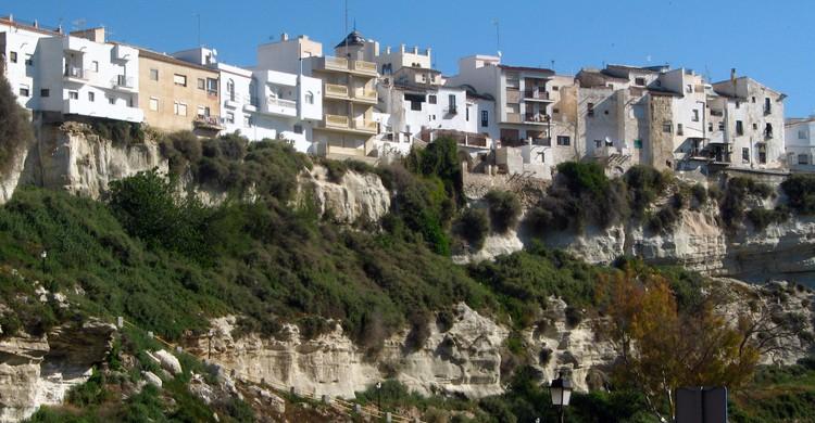 Casas colgadas de Sorbas (Héctor García, Foter)