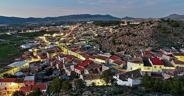 Vistas de Tobarra, Albacete