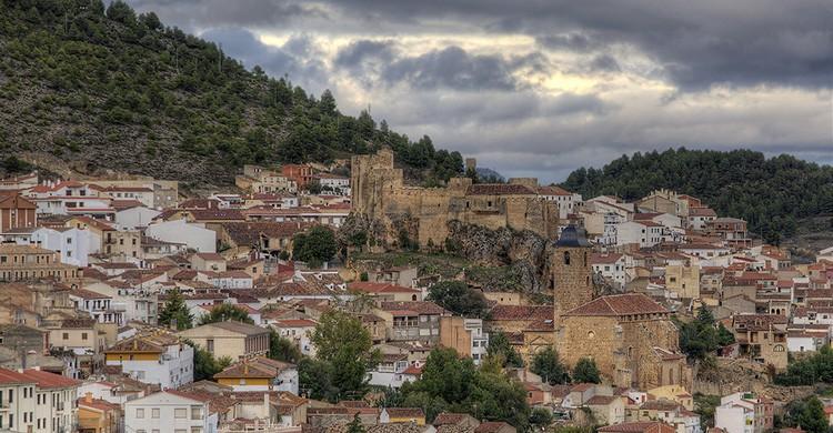 Vistas de Yeste, Albacete