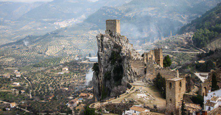 Castillo de La Iruela. siete_vidas (iStock)