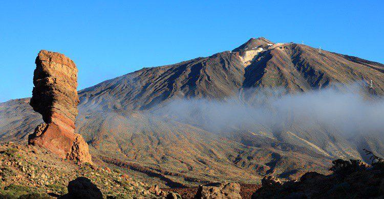 Parque Nacional del Teide. Maridav (iStock)