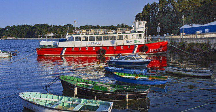 Puerto de Pedreña. Tomás Fano (Flickr)