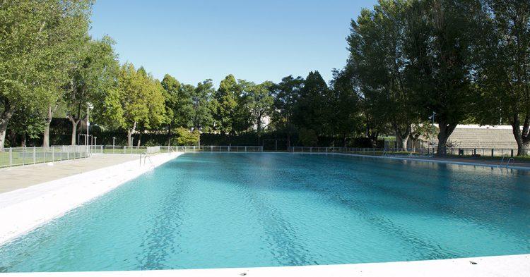 Las 5 piscinas secretas de madrid el viajero fisg n for Piscina el pardo