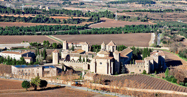 Monasterio de Poblet. Mmeee (iStock)