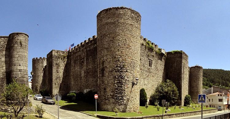 Fortaleza en Arenas de San Pedro