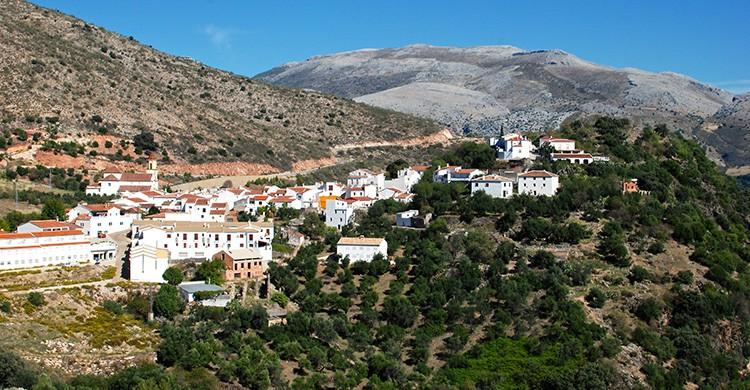 Vistas de Atajate, Málaga