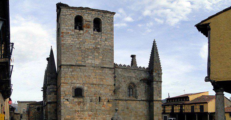 Iglesia en Bonilla de la Sierra