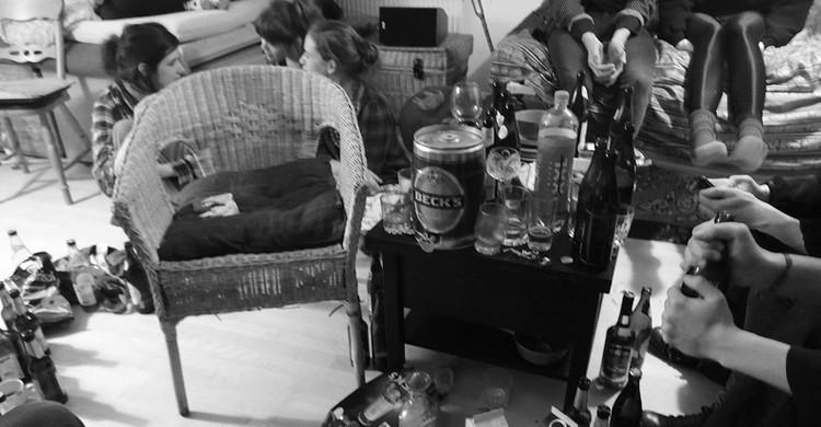 Fiesta en casa (Marcus Grbac, Foter)