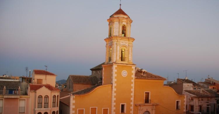 pueblos con encanto de Murcia