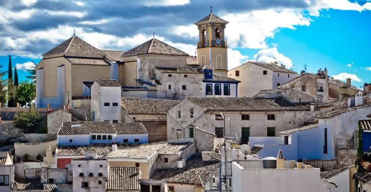 pueblos de Murcia con encanto
