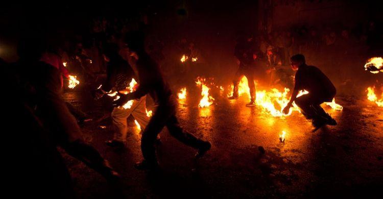 Batalla de bolas de fuego Nejapa (Flickr - El Salvador Impressive)