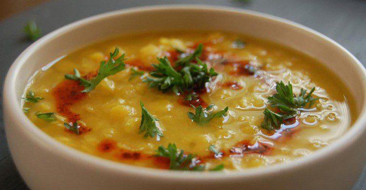 Crema de verduras de estilo nepalí (Restaurante Orgánico Kimpira, Facebook)