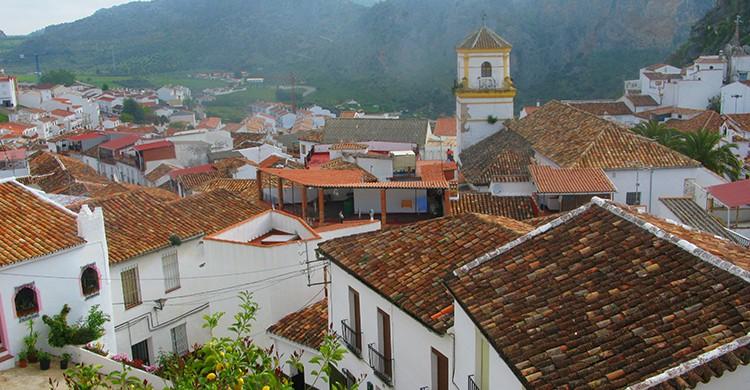 Vistas de Montejaque, Málaga