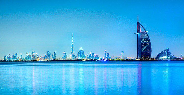 Skyline de Dubai. MasterLu (iStock)