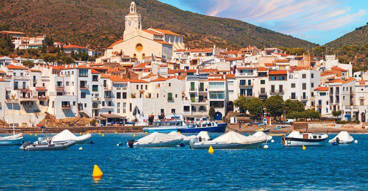 Dalí y Picasso vivieron en Cadaqués