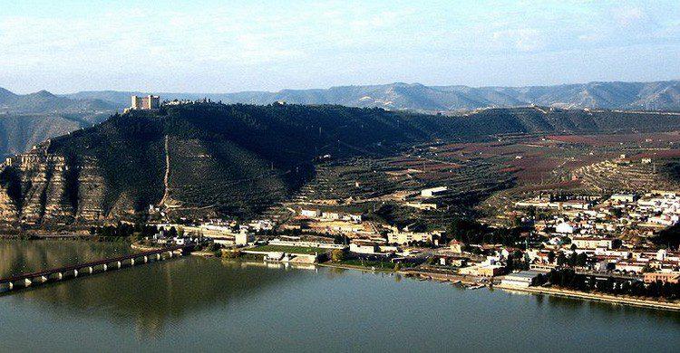 embalse de Aragón