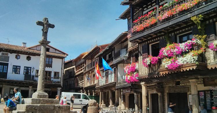 pueblos con encanto de Salamanca