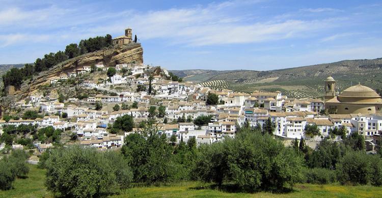 pueblos de Granada