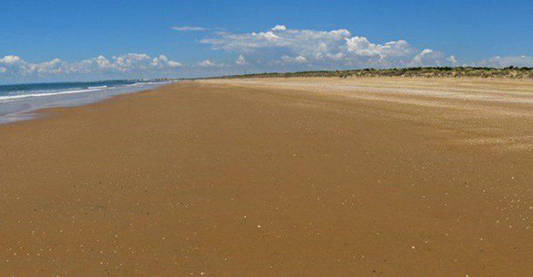 Playa de Punta Umbría. Rafolas (Flickr)