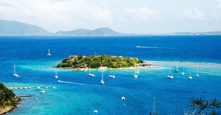 Islas Vírgenes Británicas. Anegada (iStock)