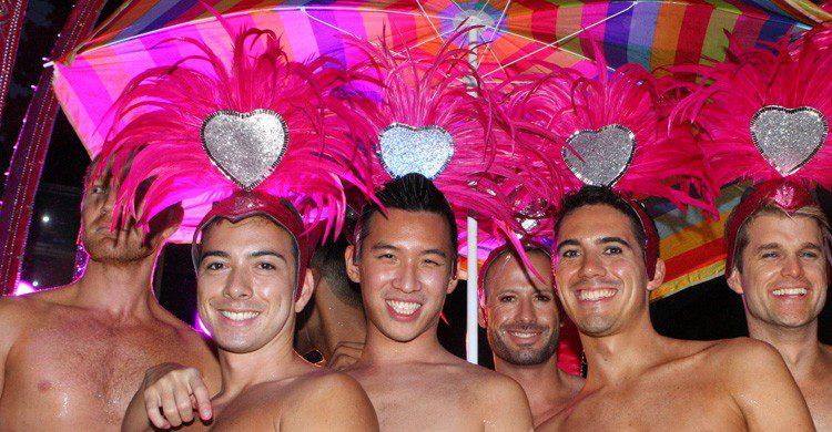 Celebración del Orgullo Gay en Sidney, Australia (Fuente: Eva Rinaldi / Flickr)
