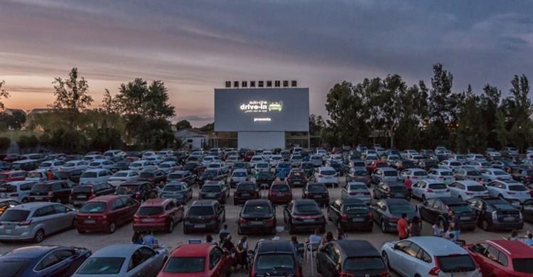 Cine de verano (Web Autocine Drive In)