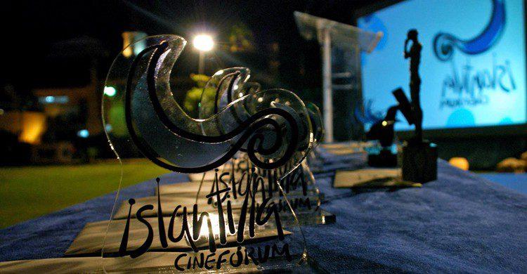 Premios (Islantilla Cinefórum, Facebook)