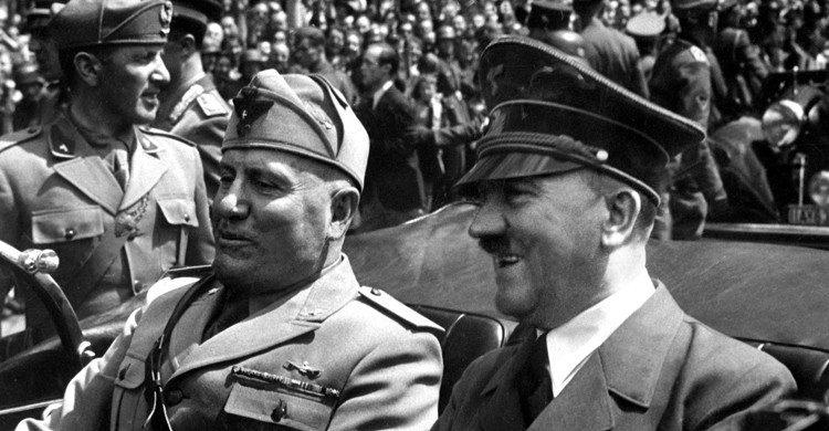 leyendas sobre los nazis