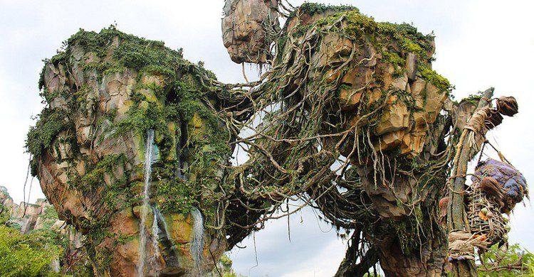 Pandora (Theme Park Tourist, Foter)