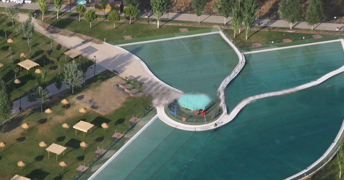 5 piscinas p blicas de castilla la mancha que debes for Piscina municipal ciudad real