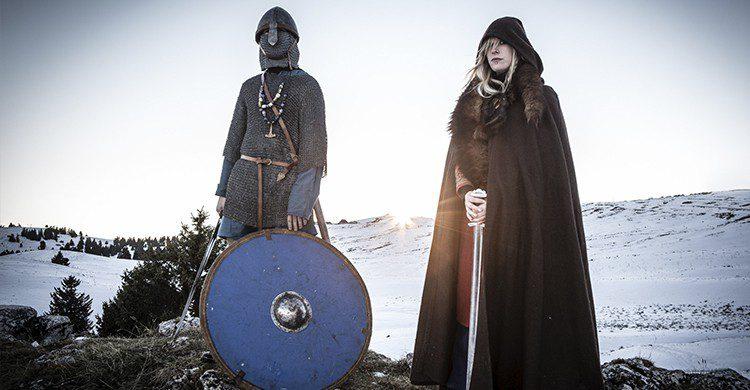 La esclavitud sexual estaba en el orden del día en la sociedad vikinga. Por desgracia... (Pixabay)