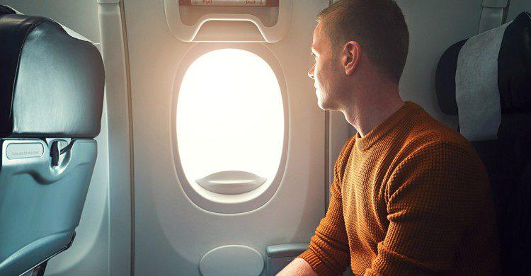 Como nos gusta viajar en avión, ¿eh? (iStock)