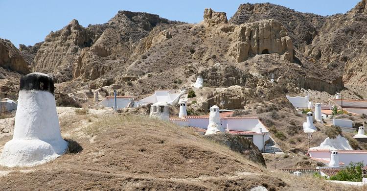 Vistas de Guadix