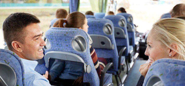 bus de turistas por España
