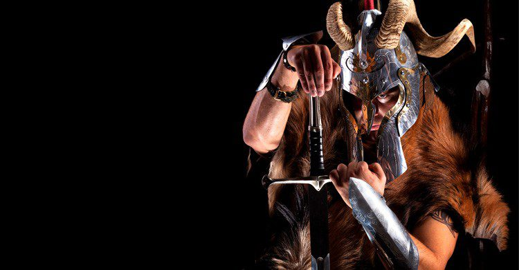 Sí, los vikingos se casaban con mujeres MUY joevenes...(iStock)