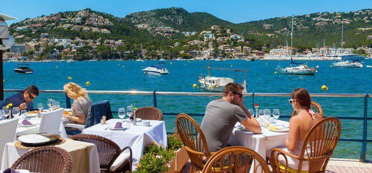Mallorca lleno de turistas en verano