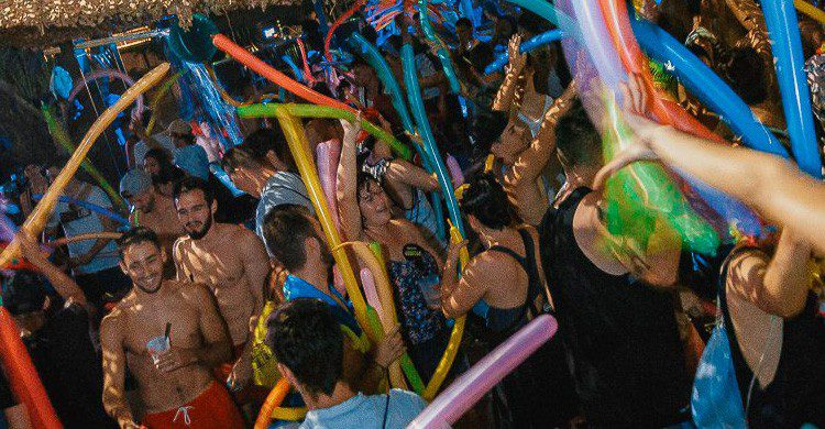La discoteca Falkata en Gandía (Fuente: Facebook Falkata)
