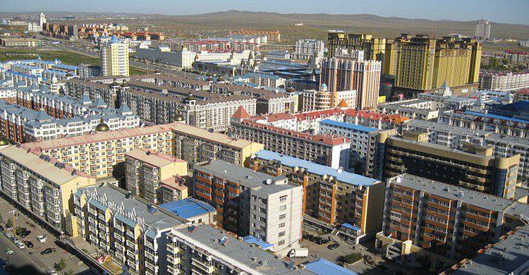 Vista aérea de Hulun Buir (Alexander V. Solomin, Wikipedia)