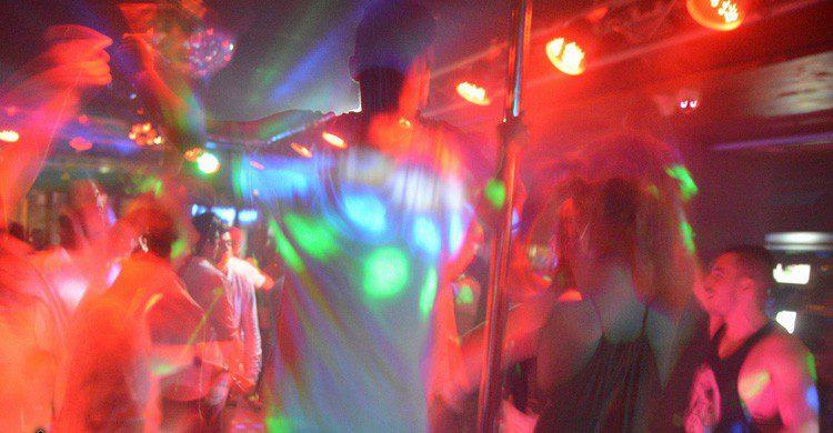 La discoteca Red Dog en Benidorm (Fuente: Facebook Red Dog)