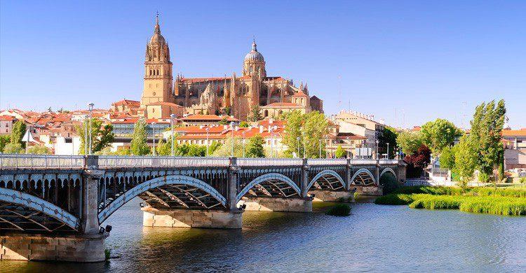 Salamanca en septiembre vacaciones