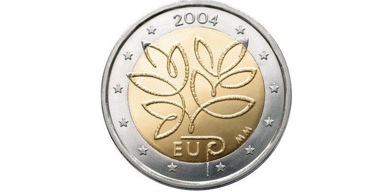 60 € se paga por esta monedoa de dos euros