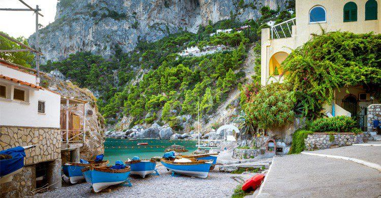 Capri para vacaciones
