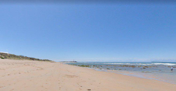 Playas de Cádiz en verano