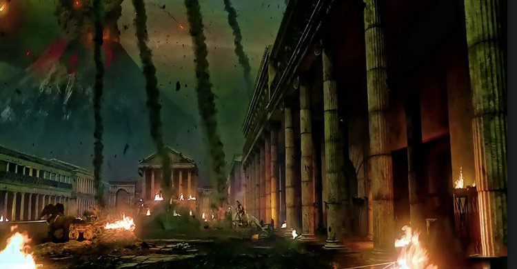 visitar las ruinas de Pompeya, Napolés