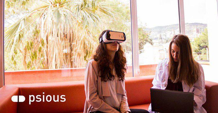 Realidad aumentada (Psious, Facebook)