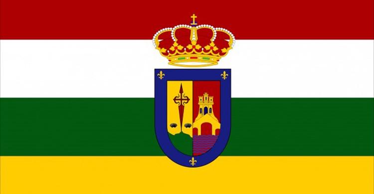 La bandera de La Rioja