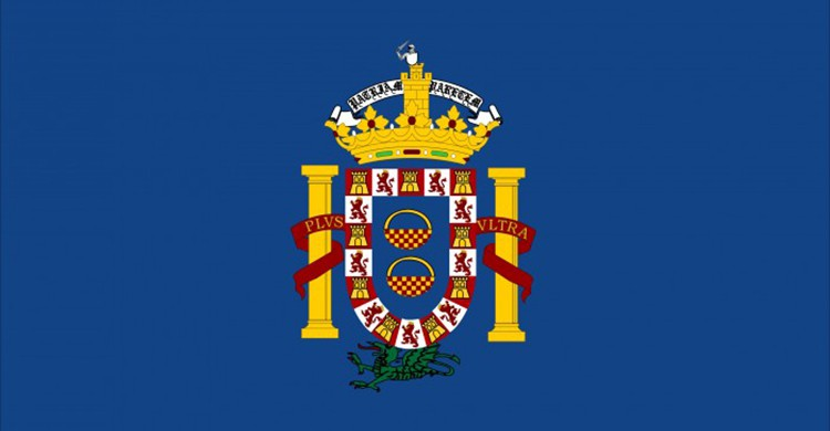 La bandera de Melilla