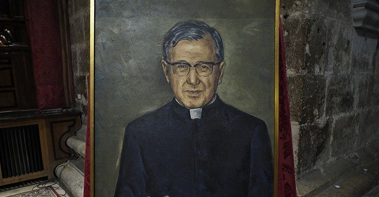 Escrivá de Balaguer, fundador del Opus Dei (Istock)