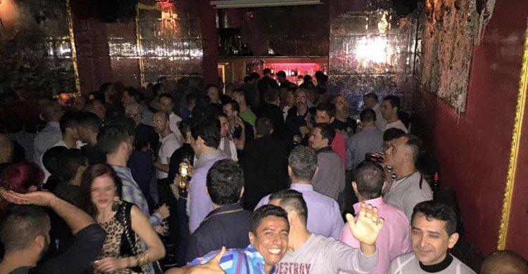 Bar El Cangrejo de Barcelona (Fuente: Facebook El Cangrejo)